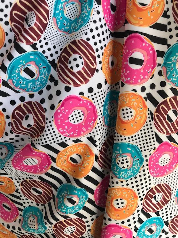 Sugar Pink Lycra Fabric