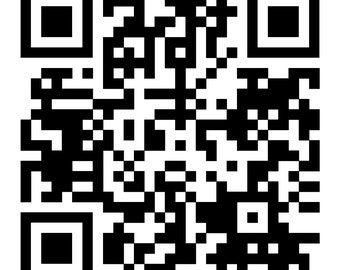 Custom QR code butt plug! Directly link your OF, homepage, contact info and anything else, with your b hole! MATURE adults only