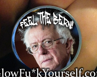 Feel the BERN!! With this, Bernie Sanders butt plug! Don't be a capitalist or what ever, or do! Also available with BIRDS!  MATURE