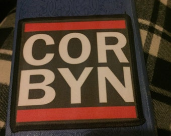 Jeremy Corbyn | Run-DMC Patch