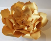 Gold giant Paper flower ,...