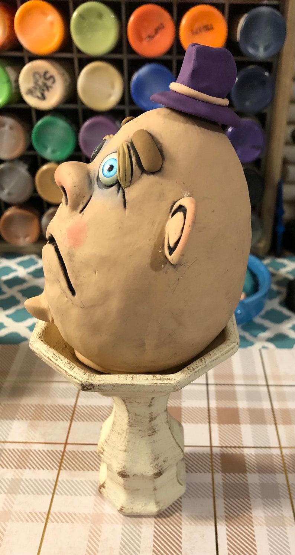 Artie the egg