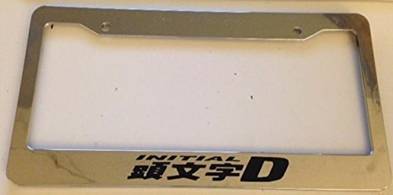 Chrome License Plate Frame Auto Accessory It/'s A Gemini Thing