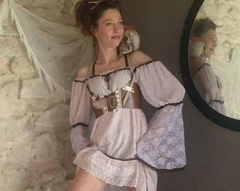 dress pirate steampunk