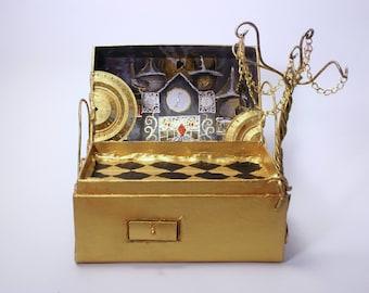 STEAMPUNK - Wonderland Diorama