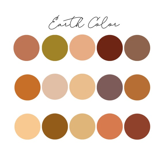 Instagram Highlights Cover Instagram Earth Colors Circles Etsy