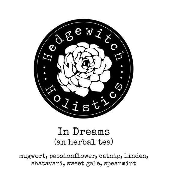In Dreams // herbal medicine // plant medicine // dream tea // lucid dreams  // mugwort // meditation // sleep // plant medicine // herbs