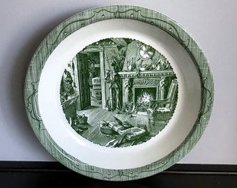 Royal Old Curiosity Shop Pie Plate