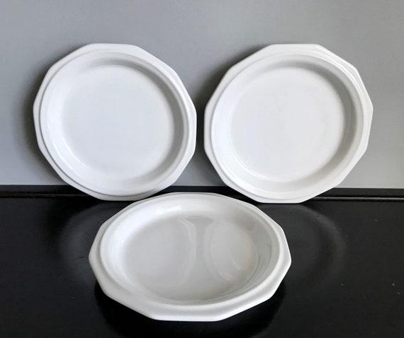 "Pfaltzgraff HERITAGE WHITE Pattern 6½/"" Bread /& Butter Plate"