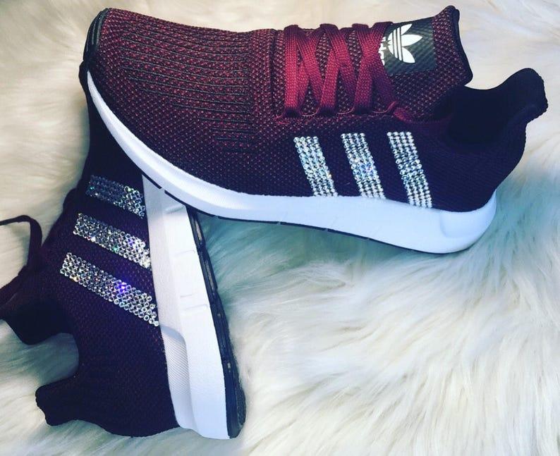 adidas swift run swarovski