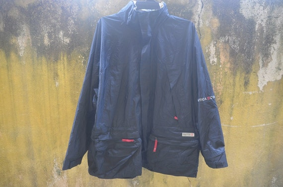 RARE Vintage NAUTICA COMPETITION Sailing Jacket,Na