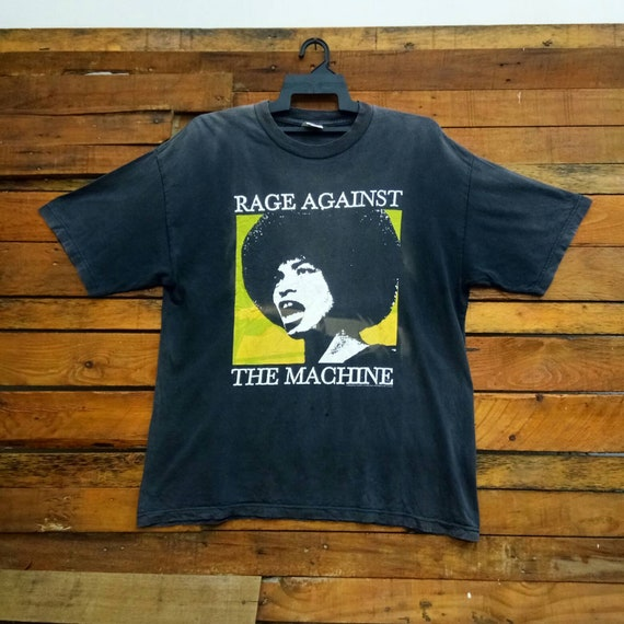 Vintage Rage Against The Machine T Shirt,Size XL,