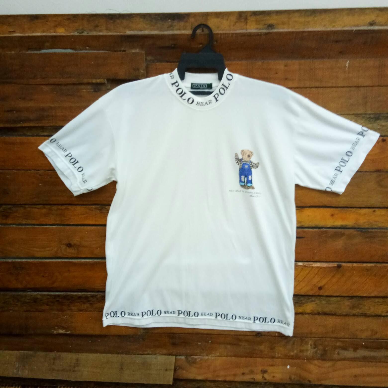 f3927160 Ralph Lauren Polo Bear Tee Shirt   Top Mode Depot