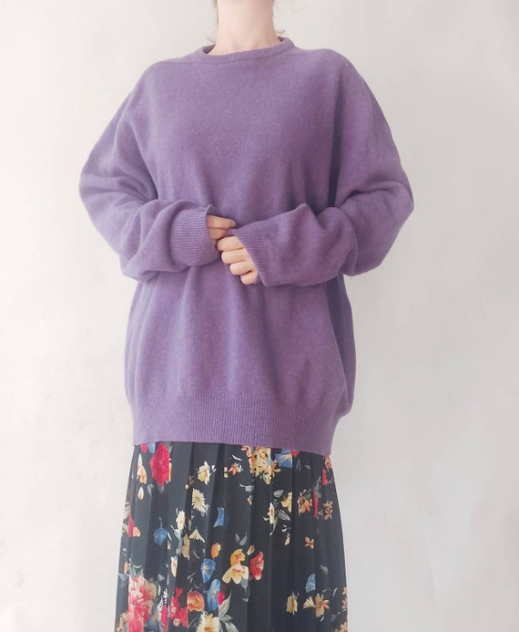 Violetta Vintage Sweater in Pure Wool