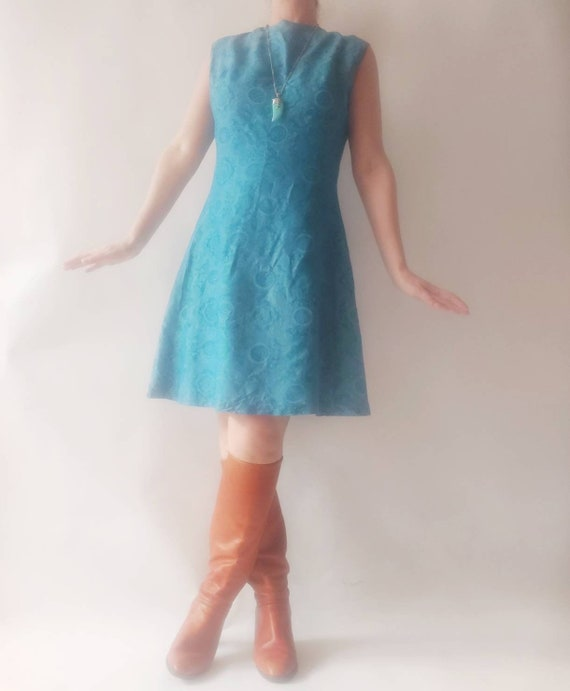 Vintage 60s Trapeze Dress