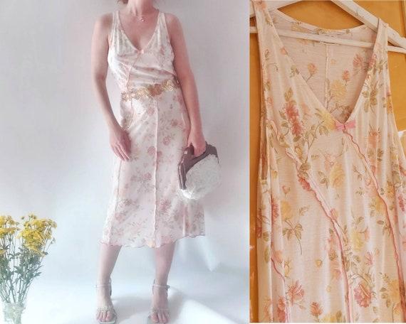 Vintage 90s Slip Dress by La Perla