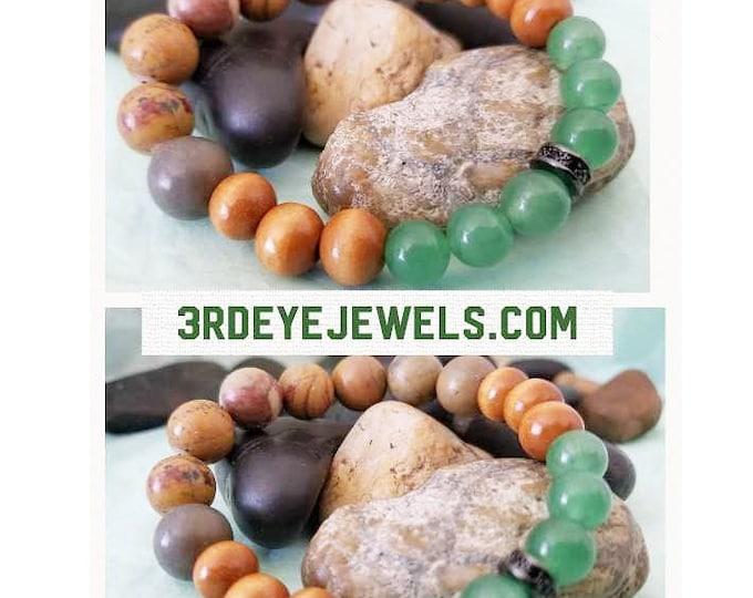 Men's Stretch Bracelet