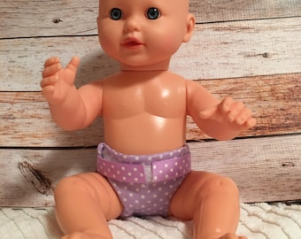 Reusable Baby Doll Diapers Doll Clothing - Free Shipping