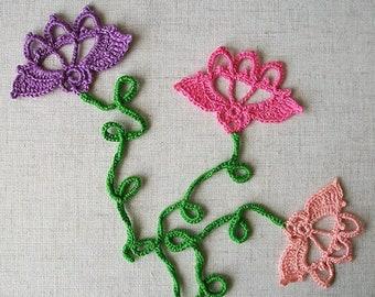 Lotus Crochet Etsy