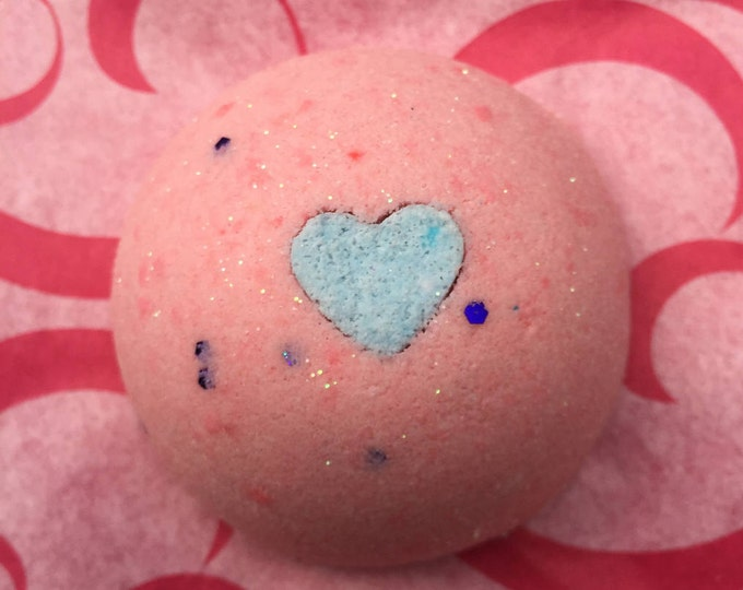 Featured listing image: Heart For You Bath Fizzers