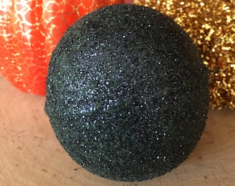 black bath bomb - bath bombs