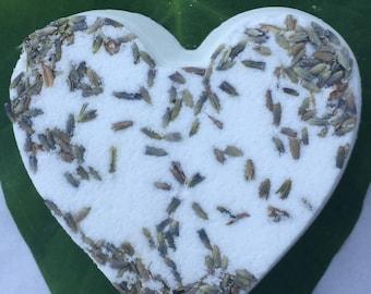 Hearts of Lavender Bath Bomb