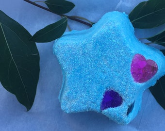 Frozen Star Bath Bomb