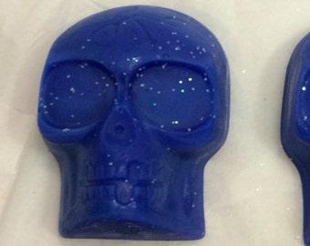 Skull Wax Melts set of 12