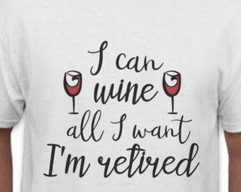 Wine Lover Shirt