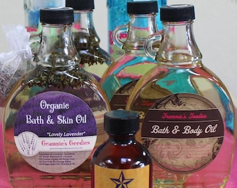 Organic Spa Kit ~ Monthly Subscription