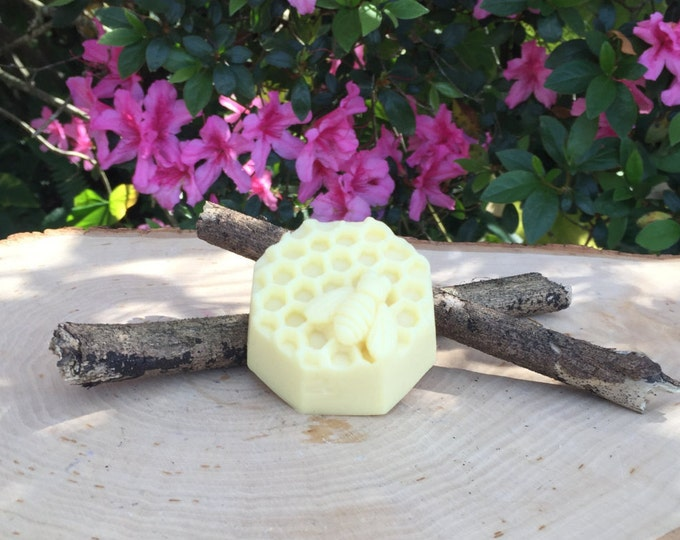 "Featured listing image: ""Organic Beeswax Lotion Bar"""