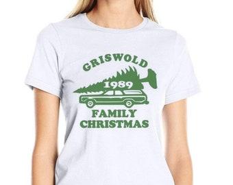 Family Christmas 1989 TShirt