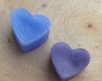 HEART TARTS - PATCHOULI - wax tarts - wax melts - set of 50