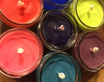 SOY CANDLE - scented candle
