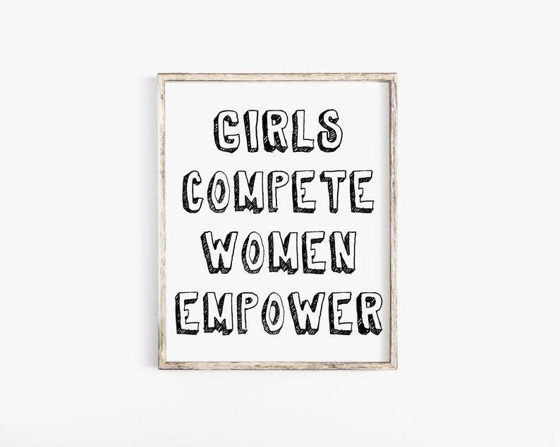 Empowerment Quotes | Empowerment Quote Women Empowerment Empowerment Wall Art Etsy