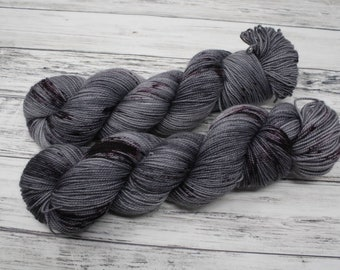 River Trail, 2 ply, sock yarn, fingering yarn, hand dyed yarn, indie dyed yarn, hand painted, speckled yarn, hknt, Bay Street Yarns