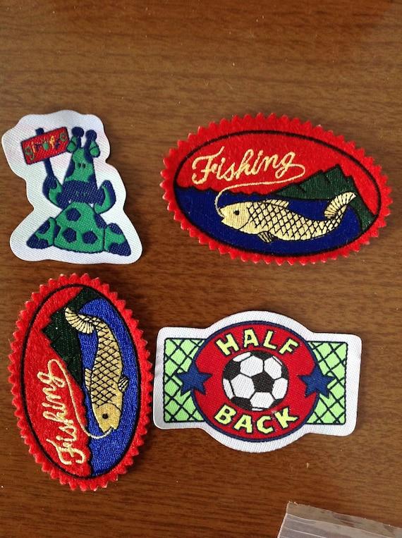 Clothing labels, vintage clothing labels, soccer label, kid\u0027s clothing  label, sew in labels