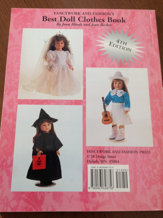doll dresss for 18 inch american girl paper doll pink lace handmade rare 268