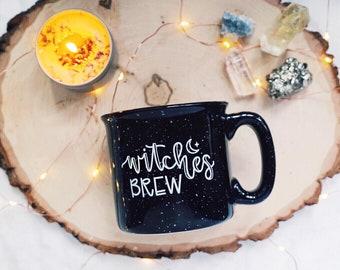 Witches Brew / Black Campfire Mug