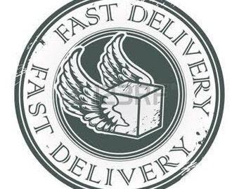 Tracking number upgrade - international shipping