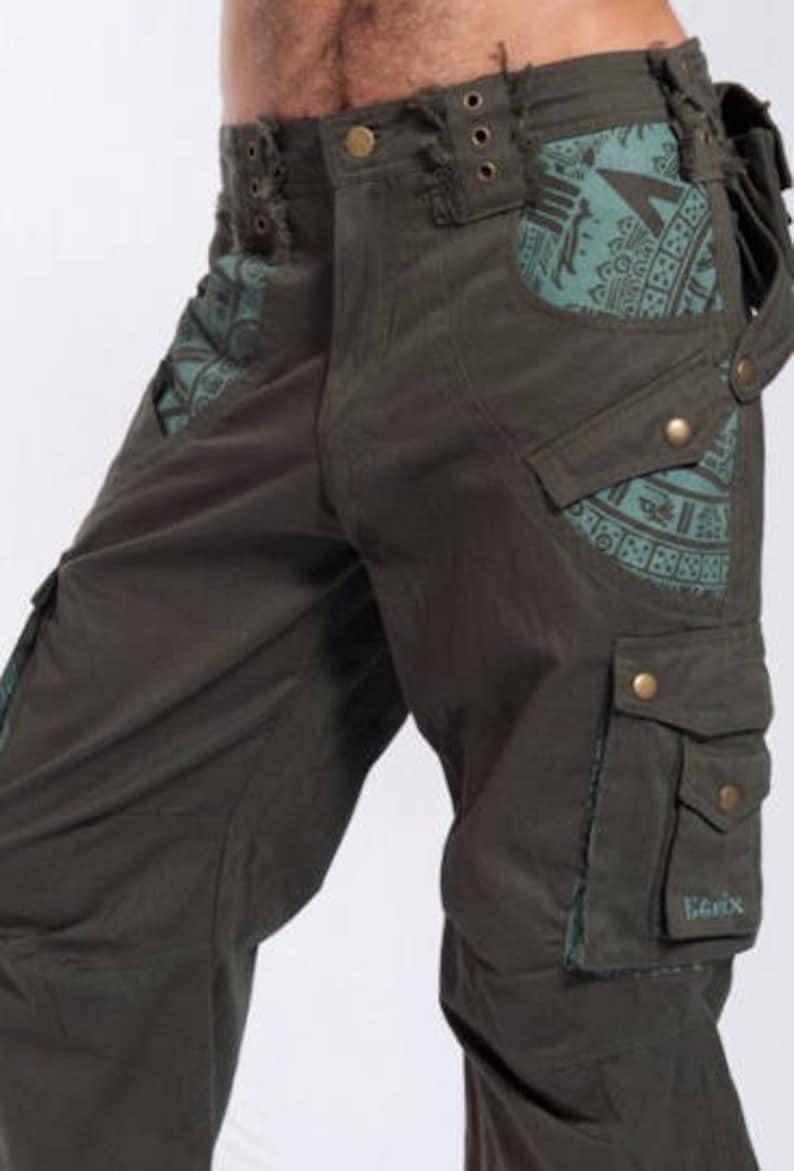 Men's Steampunk Pants & Trousers   AT vintagedancer.com