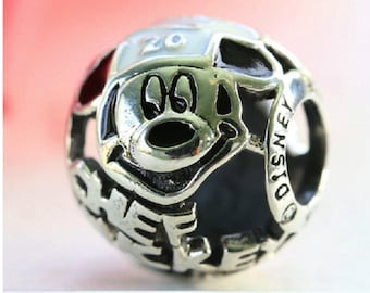 2063d5be0 Pandora, Disney, Charms, Parks CHEF MICKEY CHARM / 20th Anniversary / New /  Sterling Silver / Fully Stamped