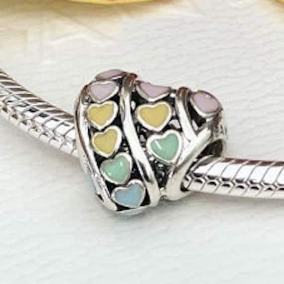 pandora jewelry rainbow charm