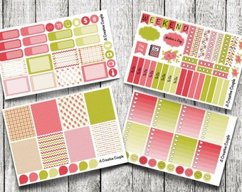 Mother's Day Weekly Kit Planner Stickers
