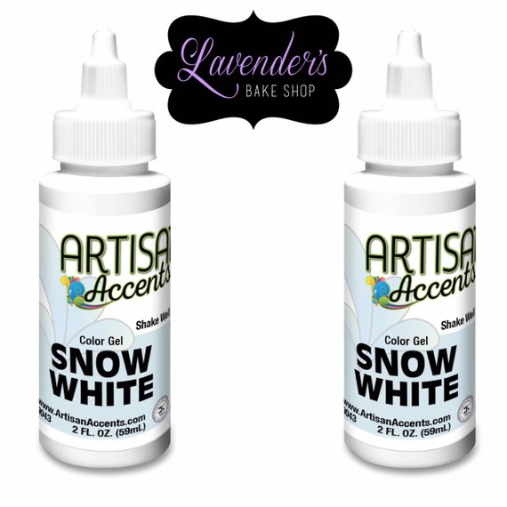 Artisan Accents Gel Paste Food Coloring