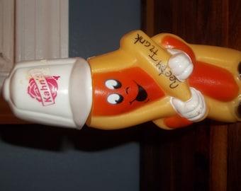 Kahn Beefy Frank Mustard holder