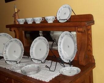 "Winterling Bavaria Germany ""Renaissance"" 15 Piece Dinnerware"