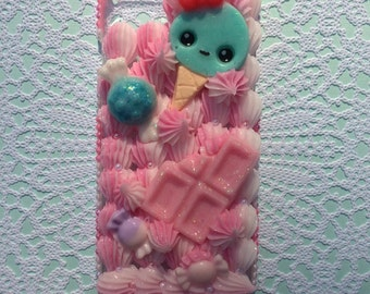 Sweets inspired iPhone 6 Plus decoden case