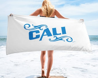 CALI Beach Towel