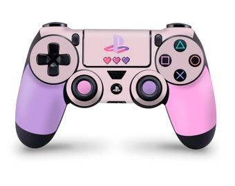 b2adb3255946 8-Bit Pastel Pink   Purple Hearts